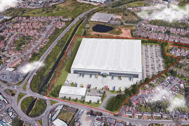 Thumbnail Land to let in Iron Park, Moxley, Walsall