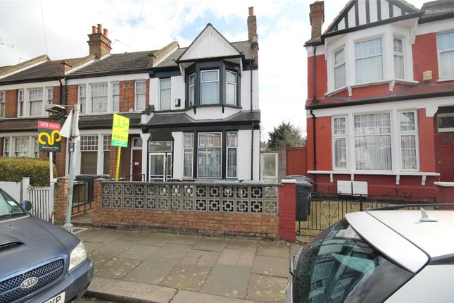 3 bed end terrace house for sale in Stanmore Road, London