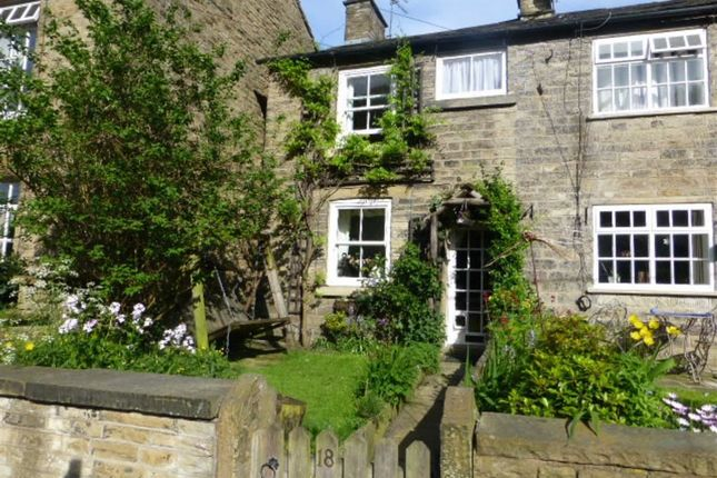 Thumbnail Cottage for sale in Redway, Macclesfield, Cheshire
