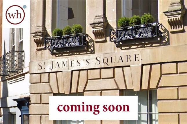 4 bed terraced house for sale in St. James's Square, Bath BA1