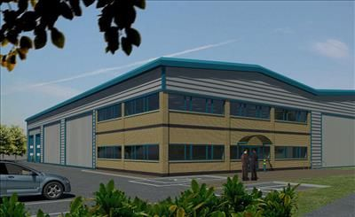 Thumbnail Office for sale in Northfolds Road, Oakley Hay, Kettering, Northants