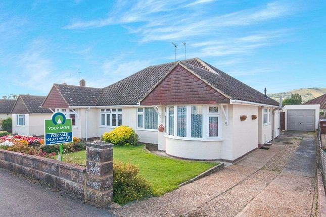 Thumbnail Bungalow for sale in Grosvenor Close, Polegate