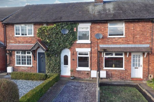 Thumbnail Cottage for sale in Main Road, Shavington, Cheshire