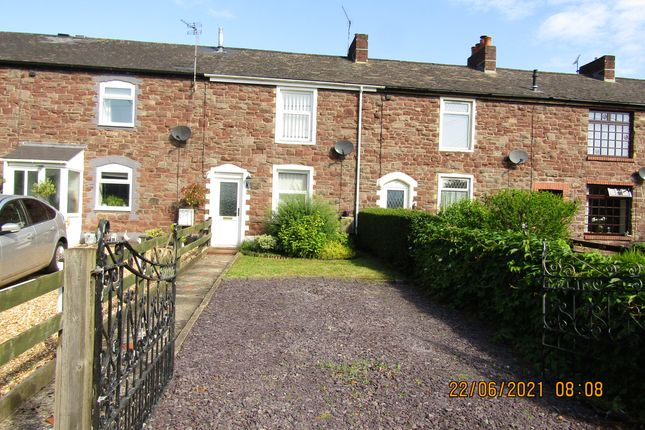 Thumbnail Terraced house for sale in Wesley Street, Old Cwmbran, Torfaen