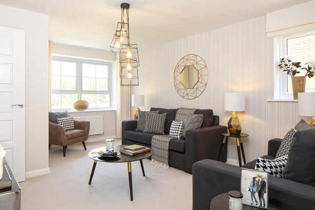"""Thumbnail Semi-detached house for sale in """"Maidstone"""" at Church Meadow, Boverton"""