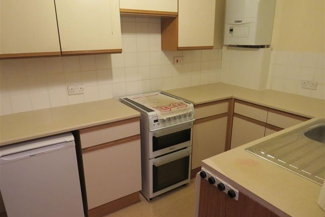 Thumbnail Flat to rent in Kingsley Road, Mutley, Plymouth