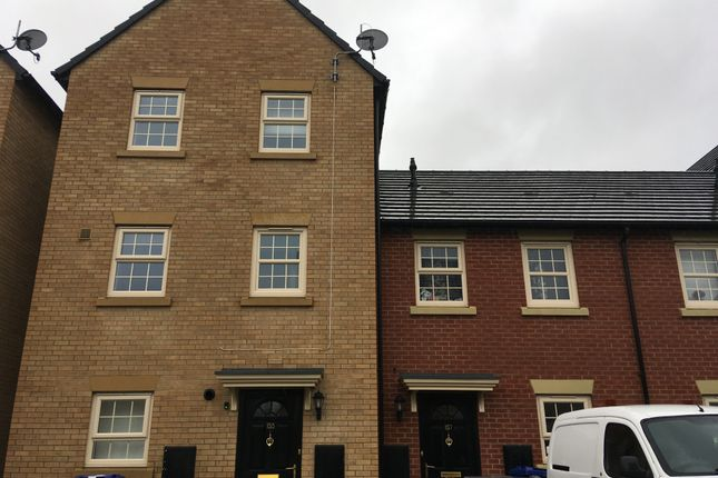 Thumbnail Terraced house to rent in Comelybank Drive, Mexborough, Rotherham, South Yorkshire