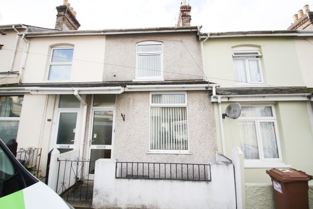 Thumbnail Terraced house for sale in Home Sweet Home Terrace, Plymouth