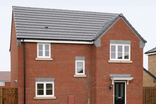 Thumbnail Detached house for sale in Stanton Road, Sapcote, Leicester