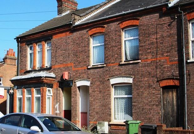 Thumbnail Flat for sale in Newcombe Road, Luton