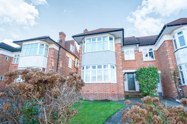 Thumbnail Semi-detached house for sale in Sheringham Avenue, Oakwood, London, .