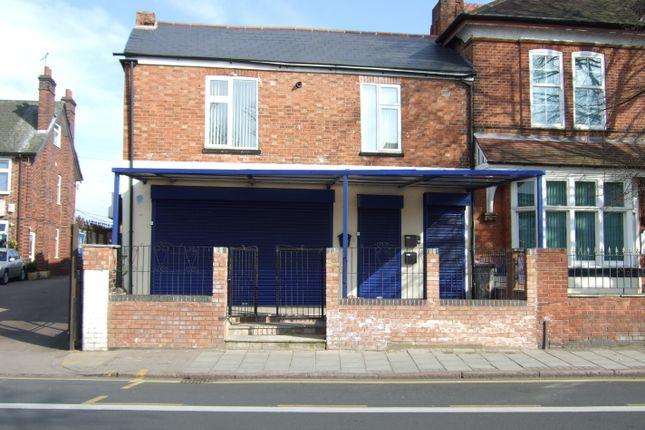 Loughborough Road, Leicester LE4