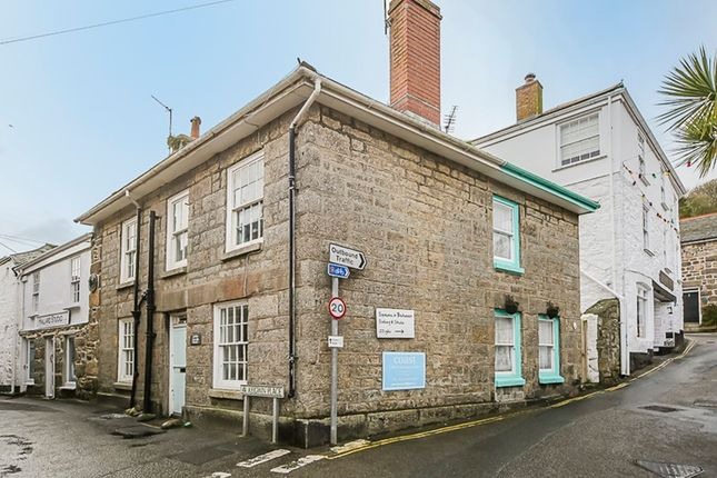 Thumbnail Semi-detached house for sale in Stella, Keigwin Place, Mousehole, Penzance, Cornwall