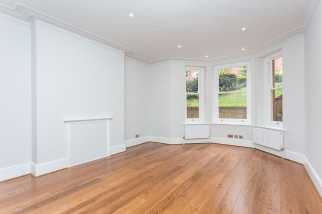 Thumbnail Flat to rent in Honeybourne Road, West Hampstead, London
