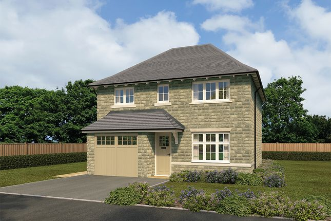 Thumbnail Detached house for sale in Langley Grange, Wakefield Road, Huddersfield, West Yorkshire