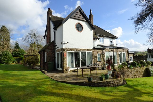 Thumbnail Detached house to rent in Farm Lane, Disley, Stockport