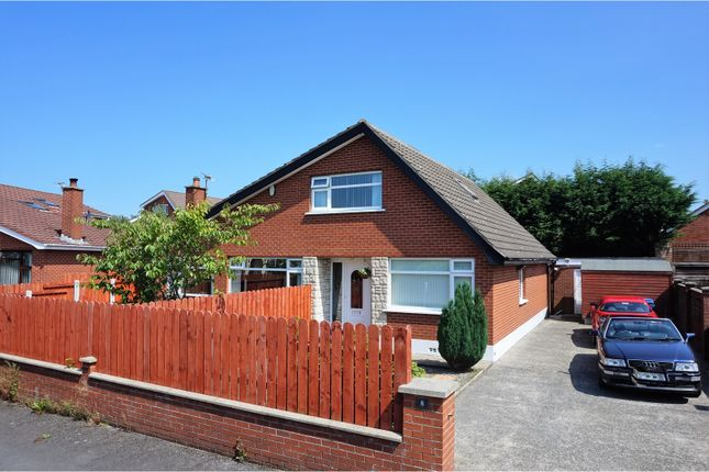 Thumbnail Detached house for sale in Pinehill Crescent, Bangor