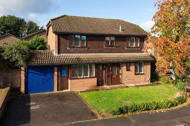 Thumbnail Detached house for sale in Beauworth Park, Maidstone