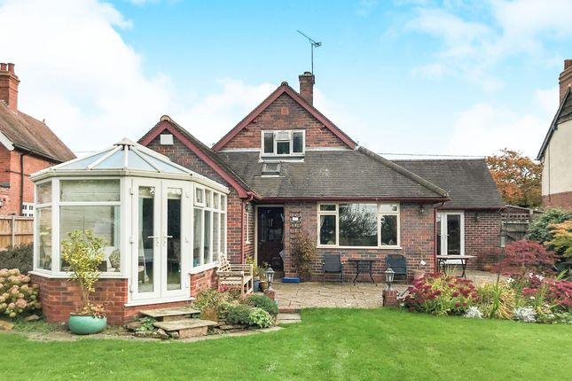 Thumbnail Detached bungalow for sale in Shrewley Common, Shrewley, Warwick