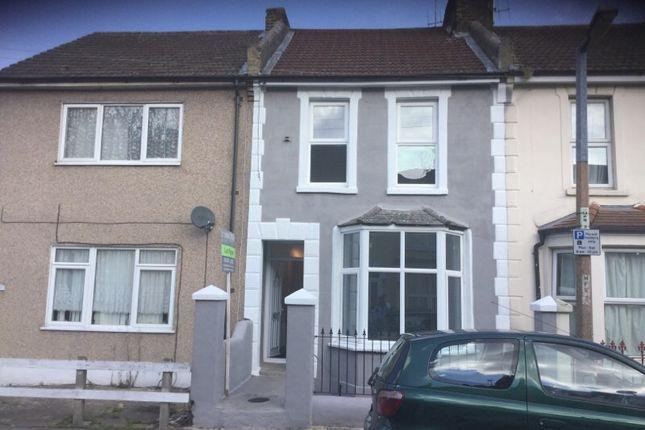 Thumbnail Terraced house to rent in Milburn Road, Gillingham, Kent