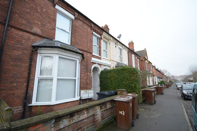 Thumbnail Flat to rent in West Parade, Lincoln