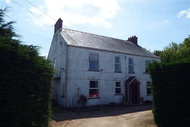 Thumbnail Detached house for sale in Oxcroft Bank, Moulton Chapel, Spalding