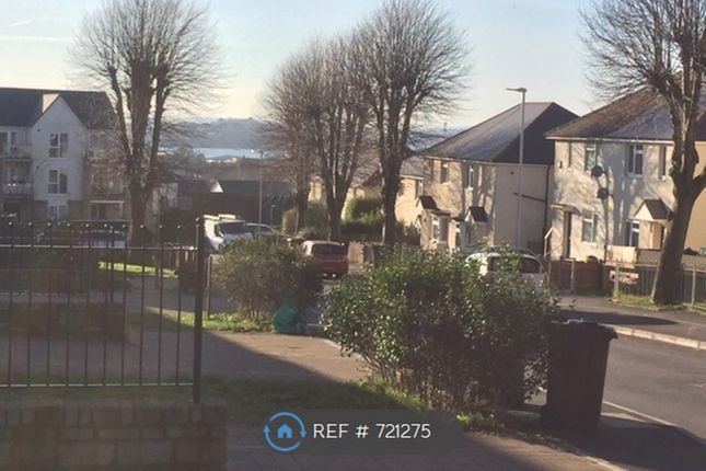 View From Drive of Grassendale Avenue, Plymouth PL2