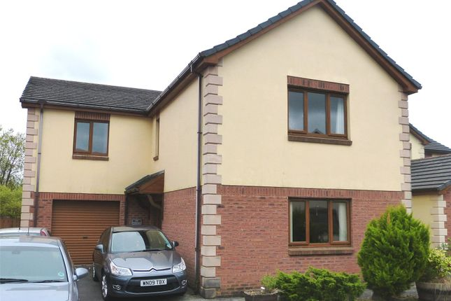 Thumbnail Detached house for sale in Pen Y Ffordd, St. Clears, Carmarthen