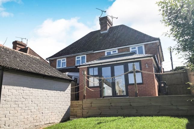 Thumbnail Semi-detached house for sale in Layne Terrace, West Chinnock, Crewkerne