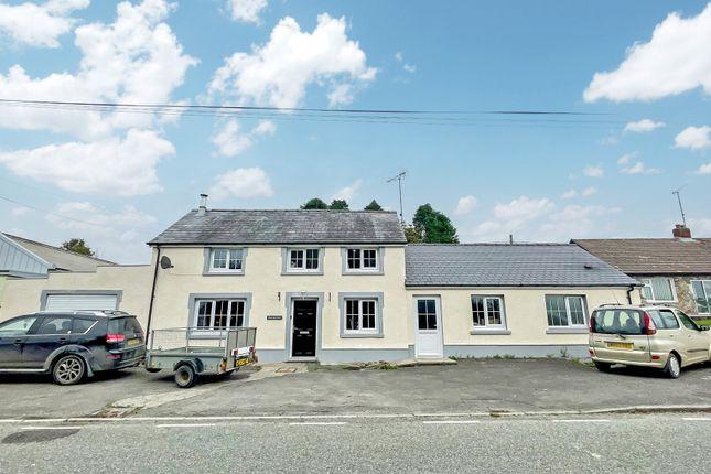 Thumbnail Detached house for sale in Bryngwalia, Gorsgoch, Llanybydder