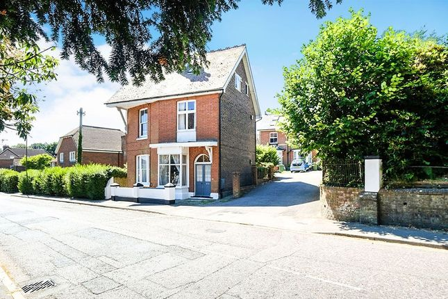 Thumbnail Flat for sale in Hastings Road, Pembury, Tunbridge Wells