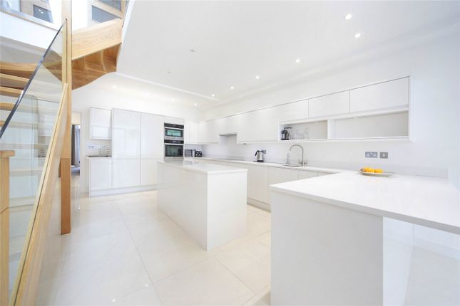 Thumbnail Detached house for sale in Sisters Avenue, London