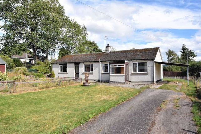 Thumbnail Detached bungalow for sale in South Street, Grantown-On-Spey