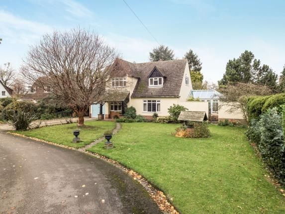 Thumbnail Detached house for sale in Browns Lane, East Bridgford, Nottingham