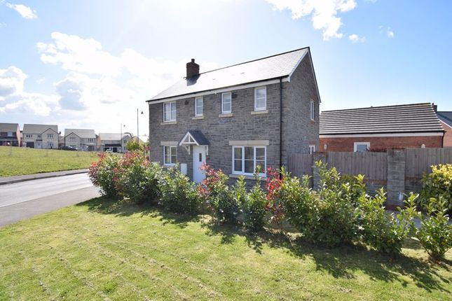 3 bed detached house for sale in 21 Heol Stradling, Coity, Bridgend CF35