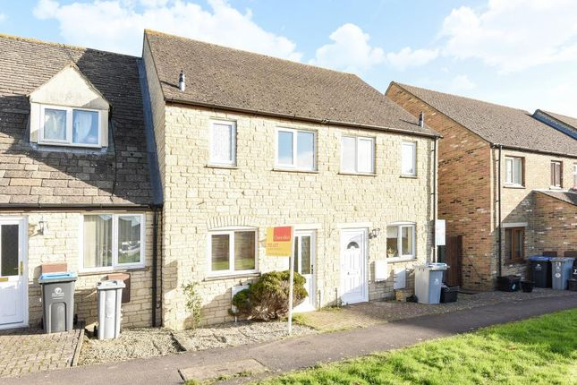 Thumbnail Terraced house to rent in Barrington Close, Witney