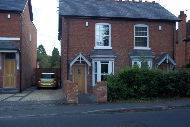 Thumbnail Semi-detached house to rent in Tanworth Lane, Shirley