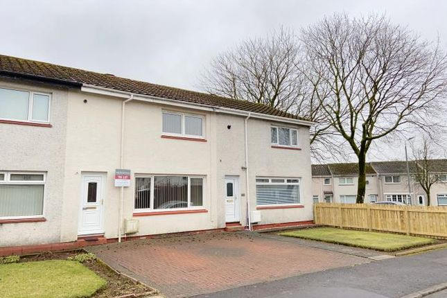 2 bed terraced house to rent in Fernlea Road, Strathaven ML10