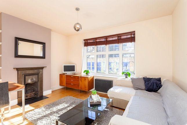Thumbnail Flat for sale in Cranleigh Street, London