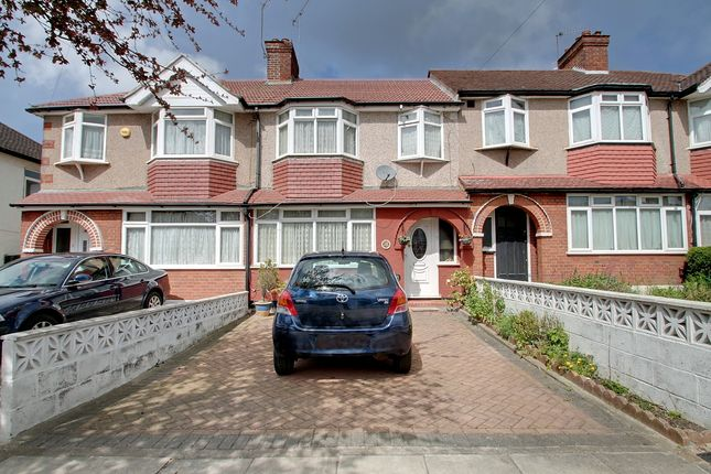 3 bed terraced house for sale in Wadham Gardens, Greenford