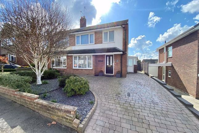 3 bed semi-detached house for sale in Mount Avenue, Stone ST15