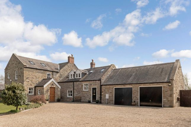 Thumbnail Property for sale in Berwick Hill, Ponteland, Newcastle, Northumberland