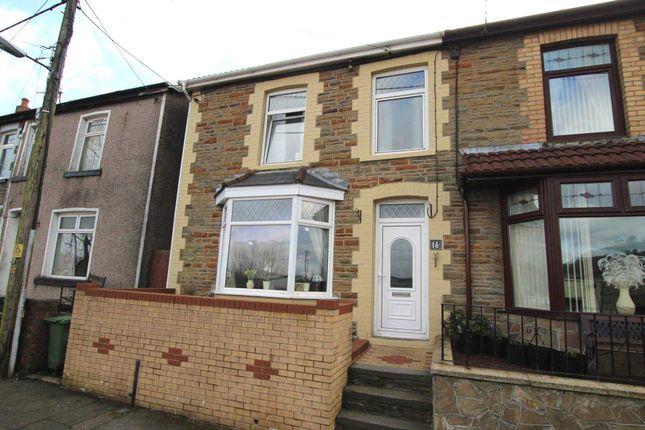 Thumbnail Terraced house for sale in Dan-Y-Coedcae Road, Graig, Pontypridd