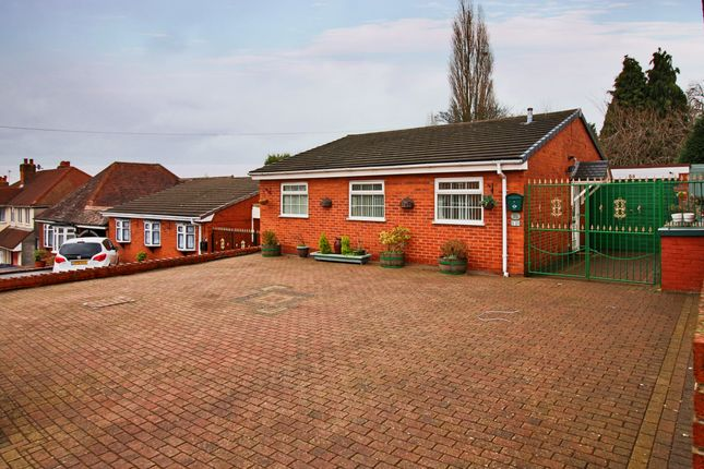 Thumbnail Bungalow for sale in Regent Road, Tividale, Oldbury