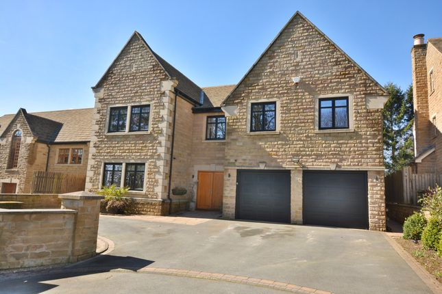 Thumbnail Property for sale in 3 Manor Gates, Bramhope, Leeds