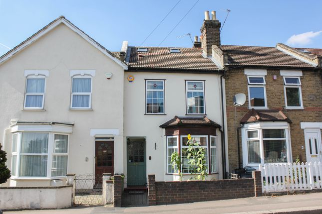 Thumbnail Terraced house for sale in Shenfield Road, Woodford Green