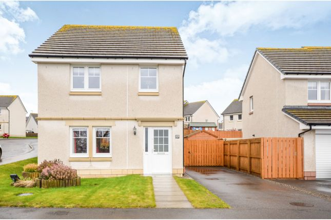 Thumbnail Detached house for sale in Wades Circle, Inverness