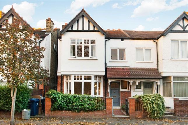 4 bed terraced house for sale in Grafton Road, Acton, London
