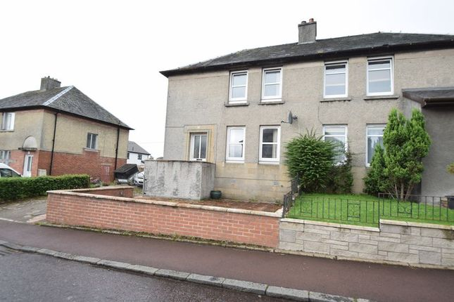 Thumbnail Semi-detached house for sale in Northcrofts Road, Biggar