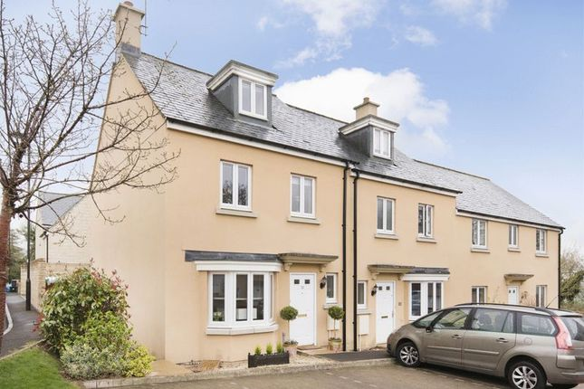 Thumbnail End terrace house for sale in Breachwood View, Odd Down, Bath